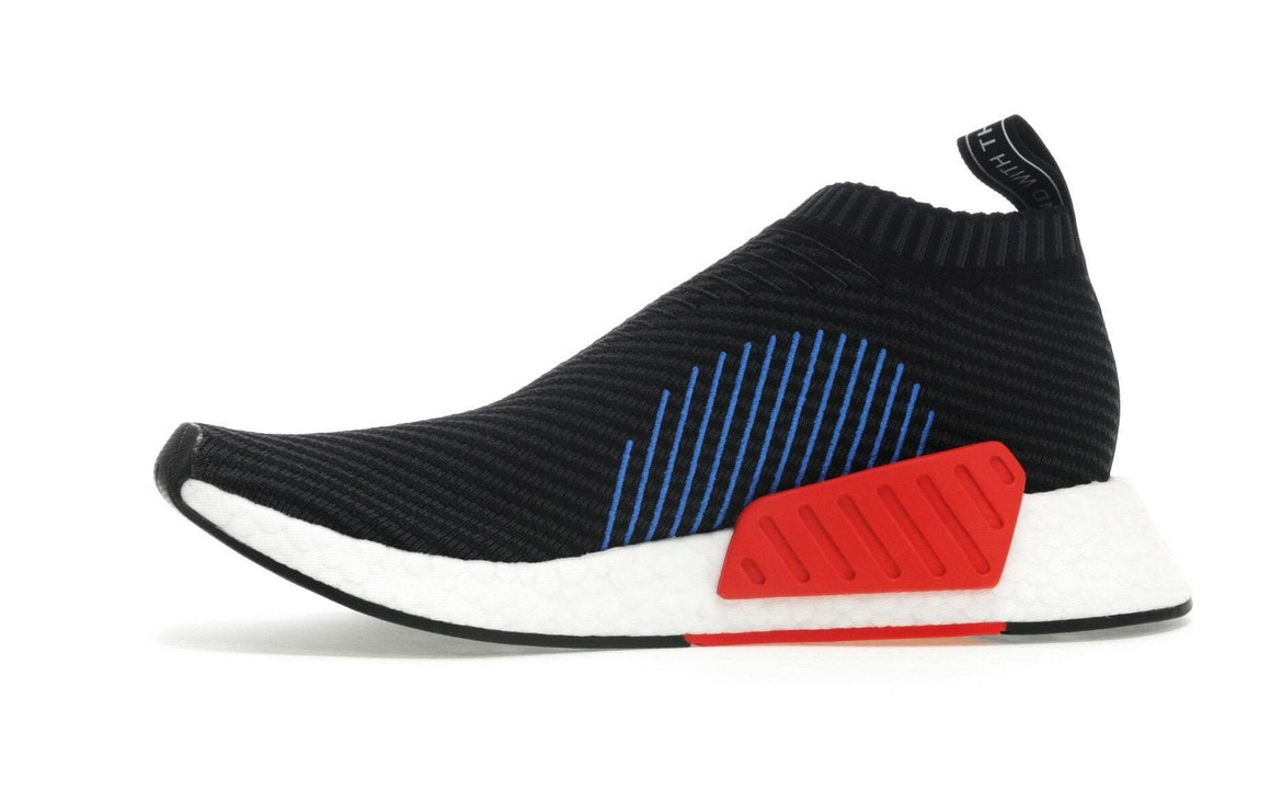 ... adidas NMD CS2 Core Black Red Solid ...