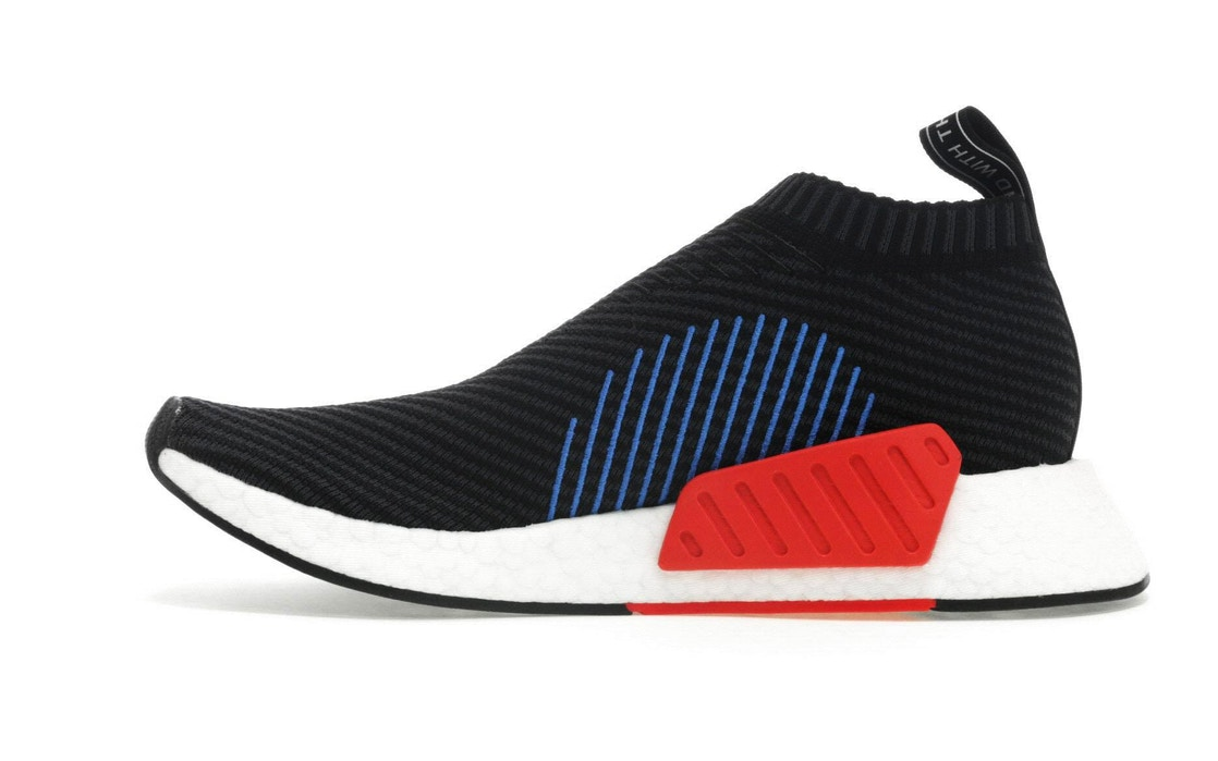 ce0d308e2000f adidas NMD CS2 Core Black Red Solid - CQ2372