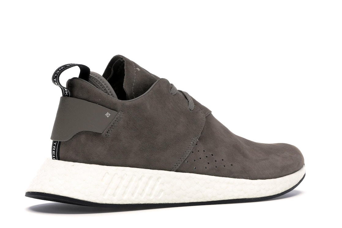 0f26c7fc8 adidas NMD CS2 Suede Brown - BY9913