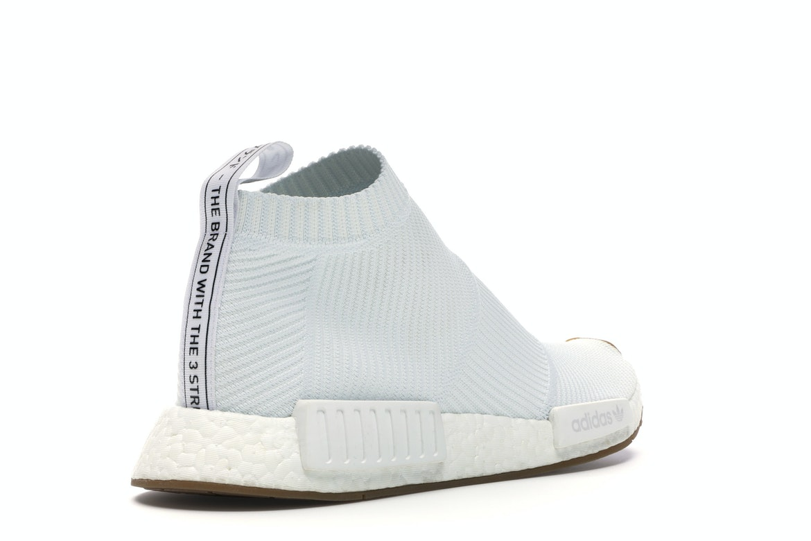 2017 OFF WHITE x adidas NMD City Sock BA7208 Men's Shoes For