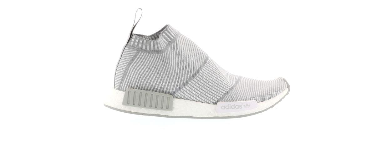 adidas NMD City Sock White Grey