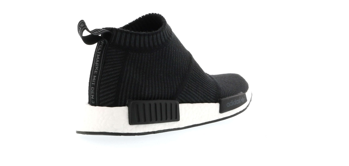 buy popular 600b3 a1d1e adidas NMD City Sock Winter Wool Black - S32184