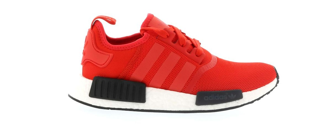 buy popular 8d7fc b9b01 adidas NMD R1 Clear Red