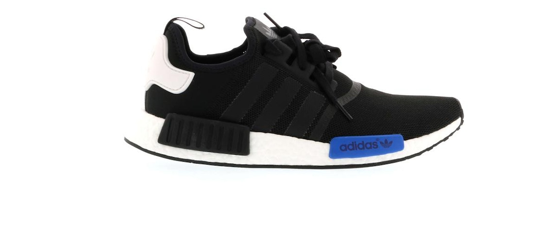 sneakers for cheap a446c 6dafc adidas NMD R1 Core Black Mesh