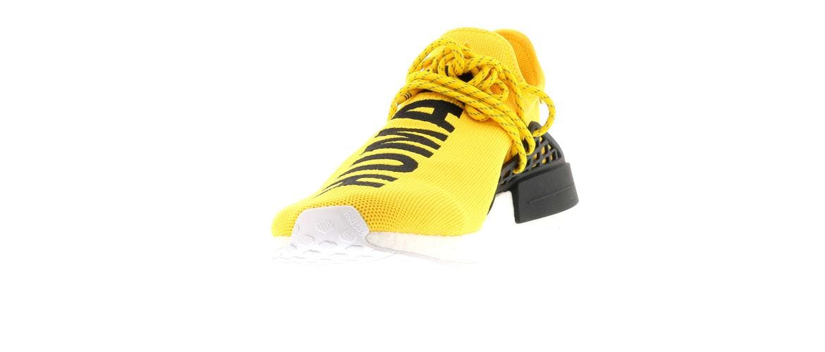 adidas NMD HU Pharrell Human Race Yellow
