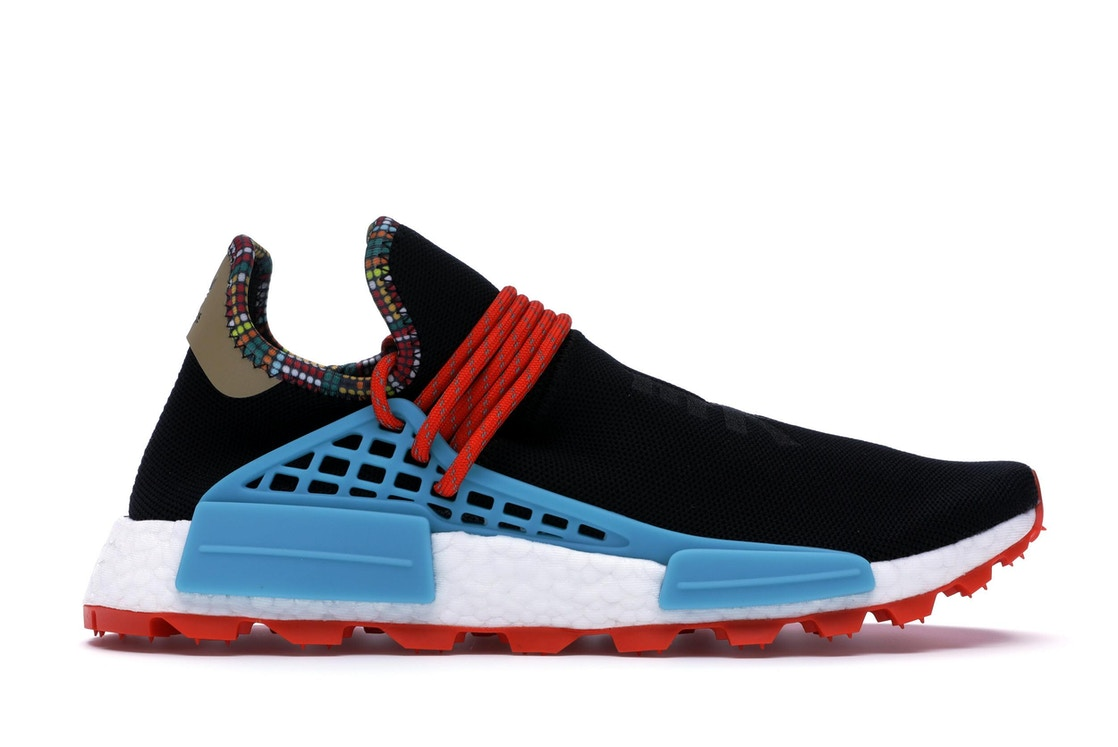 cheap for discount a3078 36485 adidas NMD Hu Pharrell Inspiration Pack Black
