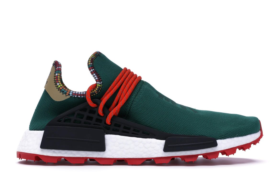 adidas NMD Hu Pharrell Inspiration Pack Green