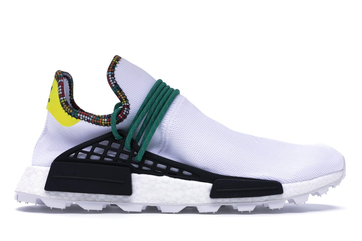 Authentic Pharrell x Adidas NMD Human Race 'Inspiration Pack