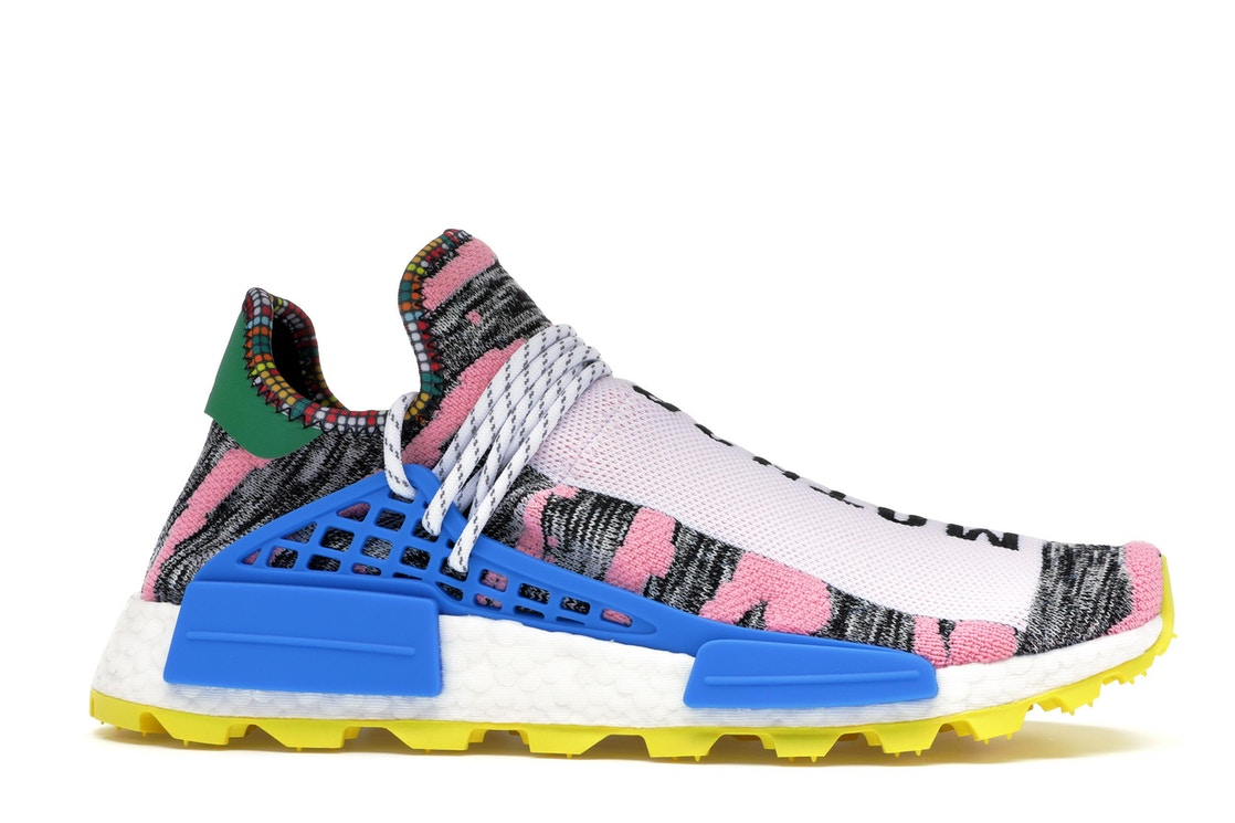 5a3e5bd76 Sell. or Ask. Size 6. View All Bids. adidas NMD Hu Pharrell Solar Pack  Mother