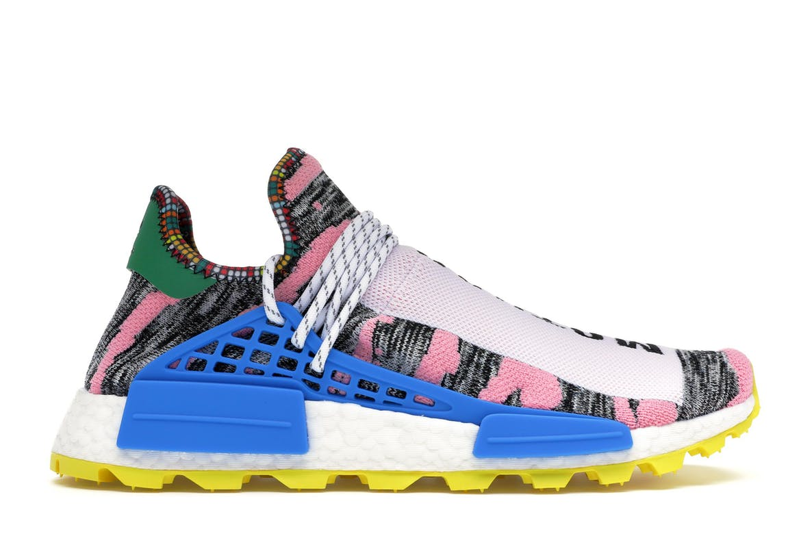 adidas NMD Hu Pharrell Solar Pack Mother