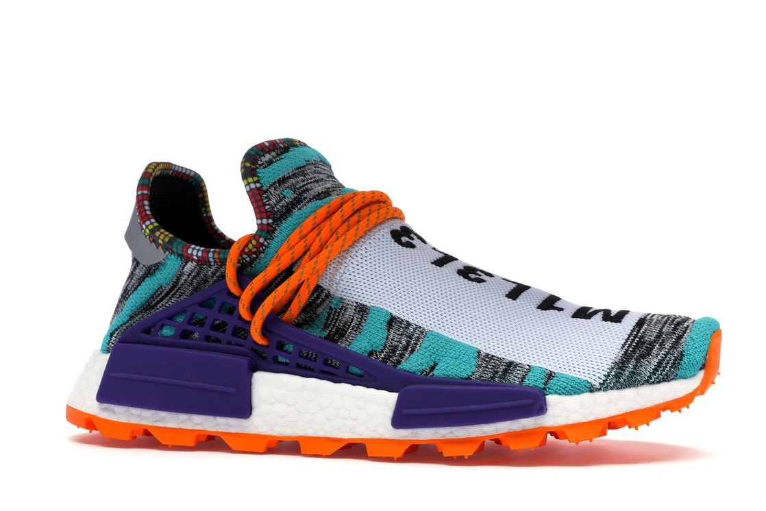 73224bf33 adidas NMD Hu Pharrell Solar Pack Orange - BB9528