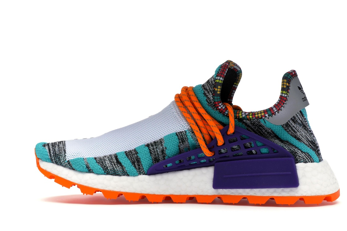 904accbc24c5a adidas NMD Hu Pharrell Solar Pack Orange - BB9528