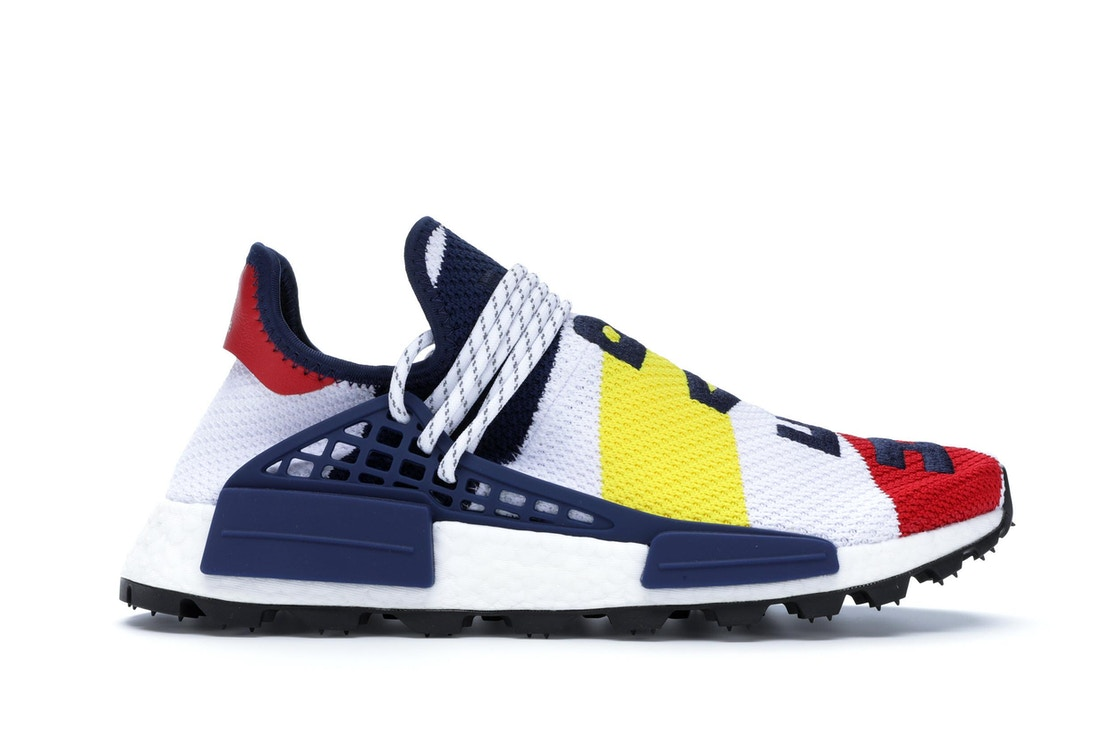 6a9ec93c7690 adidas NMD Hu Pharrell x Billionaire Boys Club Multi-Color - BB9544