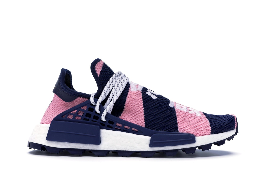 d775677af Sell. or Ask. Size 9. View All Bids. adidas NMD Hu Pharrell x Billionaire  Boys Club Navy Pink