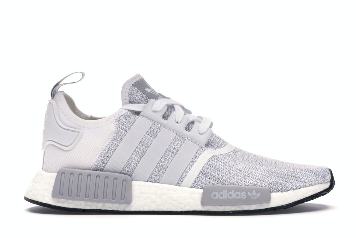 Adidas NMD R1 Blizzard Used good condition