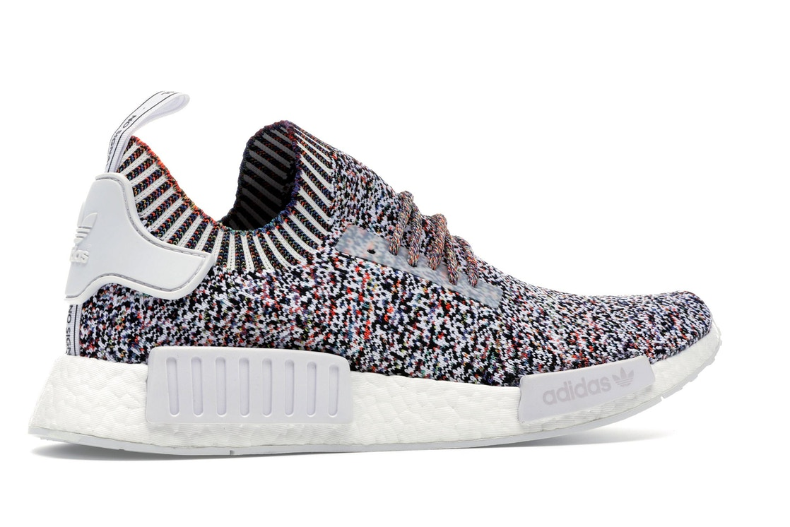 c50ba9aee93 adidas NMD R1 Colour Static Rainbow