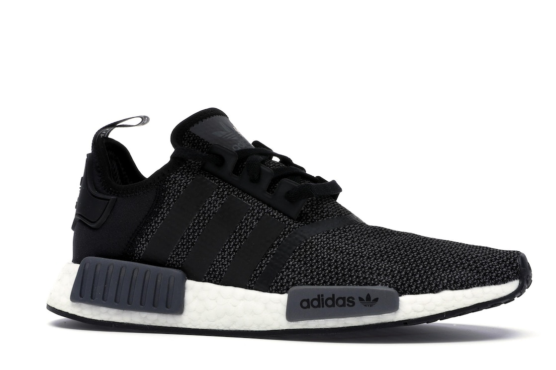 lowest price 10985 86cf9 adidas NMD R1 Core Black Carbon - B79758