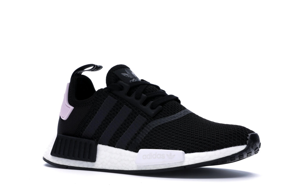 premium selection 23877 27df7 adidas NMD R1 Core Black Clear Pink (W)