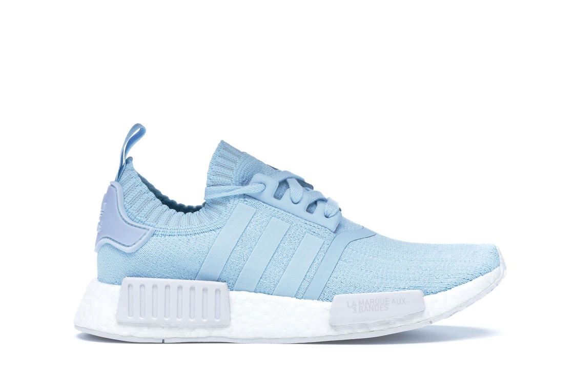 208c24940 adidas NMD R1 Icey Blue White (W) - BY8763