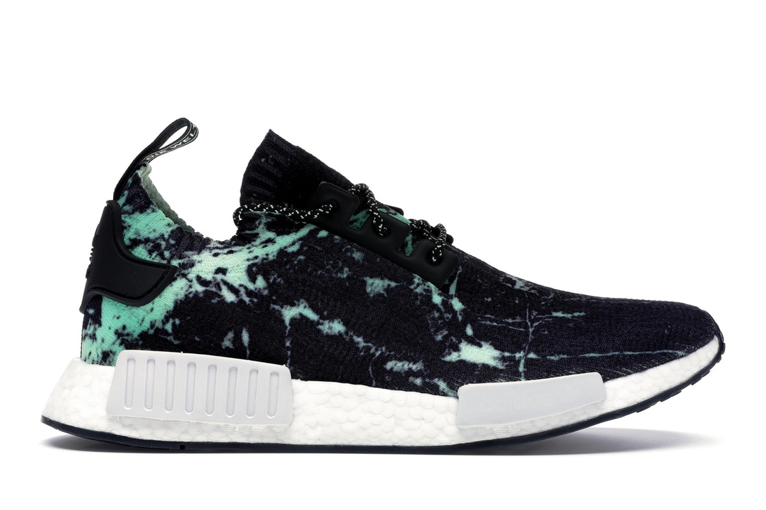 best sneakers c7333 5b6a4 adidas NMD R1 Marble Aero Green