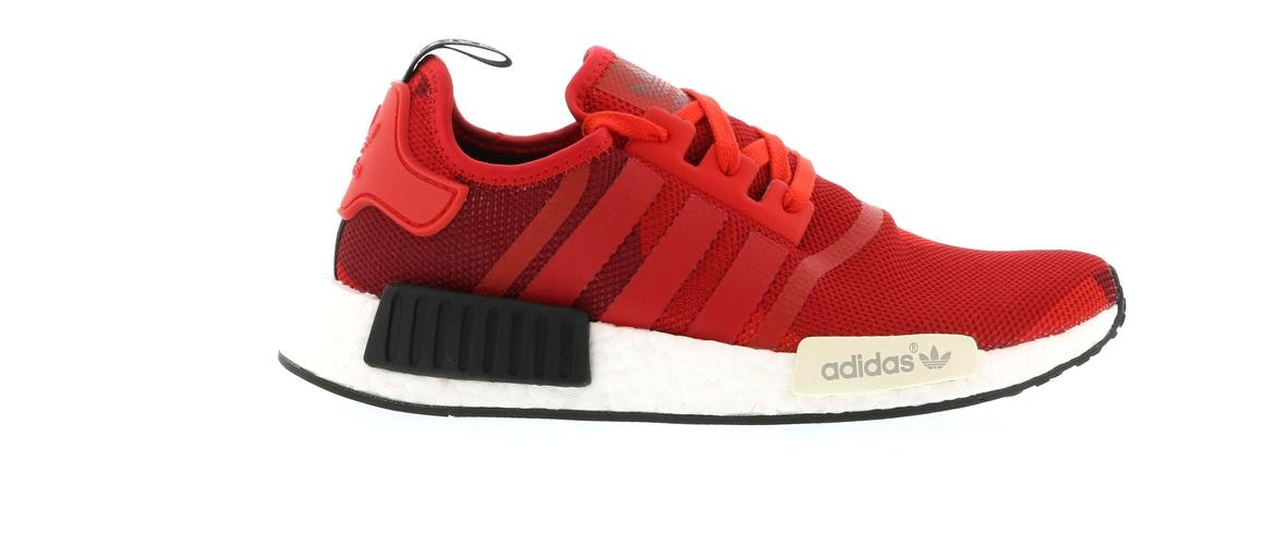Nmd R1 Red Camo