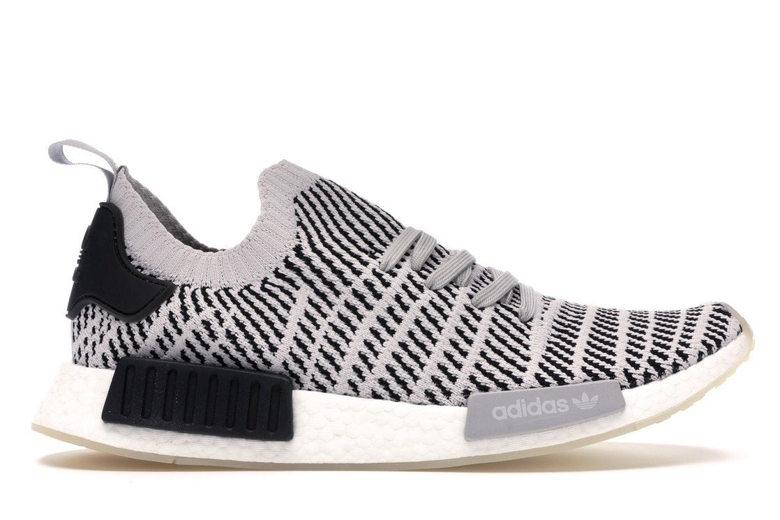 43183d511 Sell. or Ask. Size  7.5. View All Bids. adidas NMD R1 STLT Grey Black