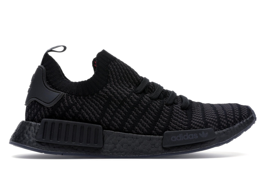 90e019d49 Sell. or Ask. Size  10. View All Bids. adidas NMD R1 STLT Triple Black