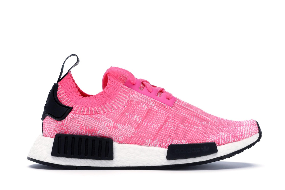 new products 05531 94204 adidas NMD R1 Solar Pink (W)