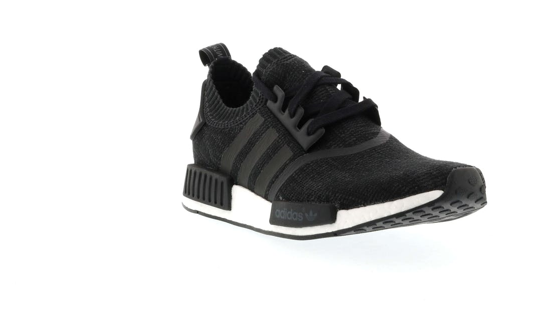 NMD R1 PK 'Gold' Adidas S42131 Black/Yellow