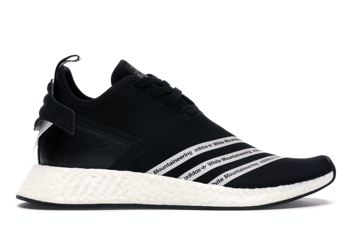 White Mountaineering adidas NMD R2 |