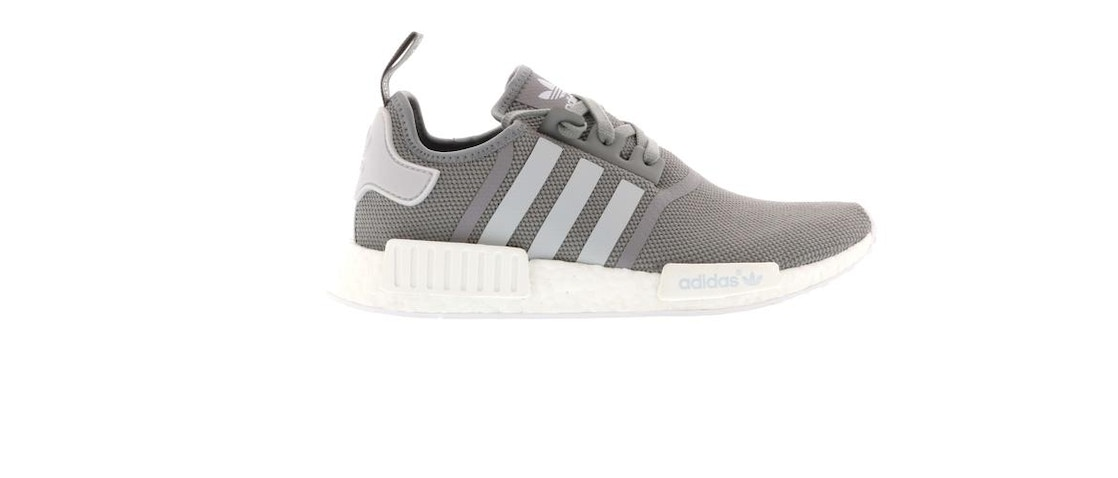 wholesale dealer 24f05 18d07 adidas NMD R1 Solid Grey