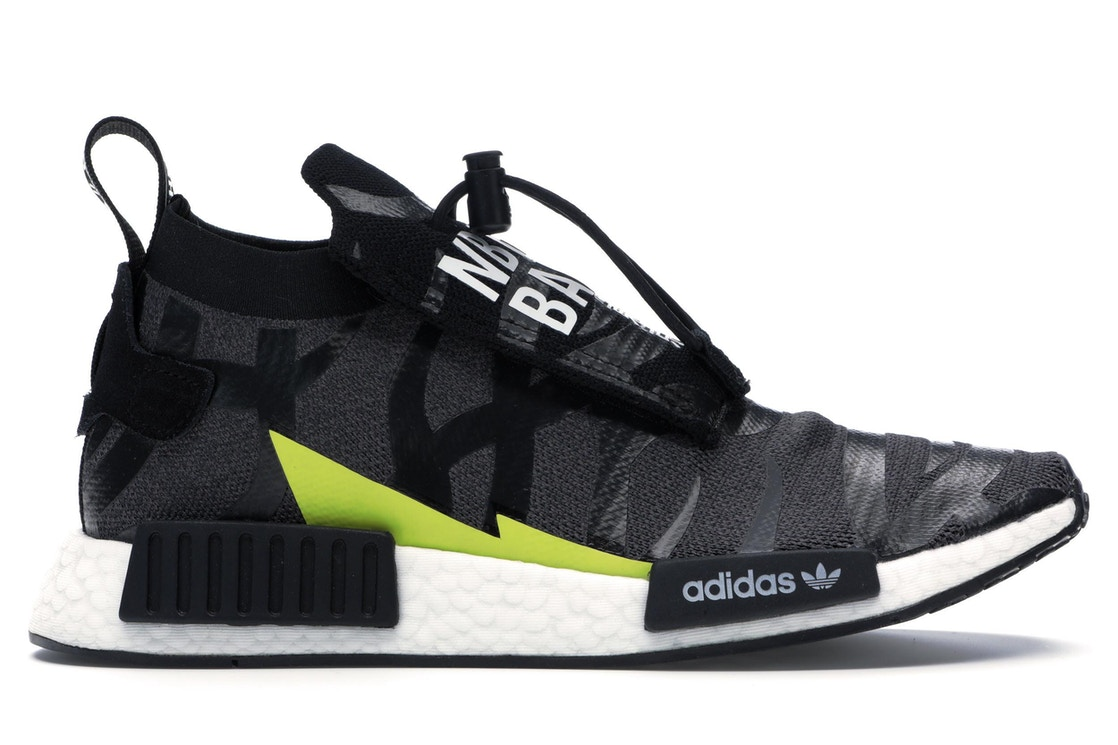 f3c70bfc6a9 adidas NMD TS1 Bape x Neighborhood - EE9702