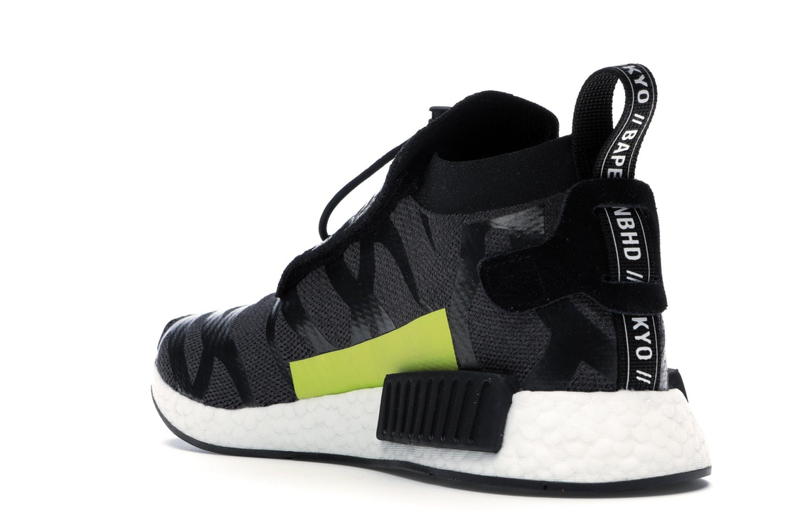 c43cc62cc24f5 adidas NMD TS1 Bape x Neighborhood - EE9702