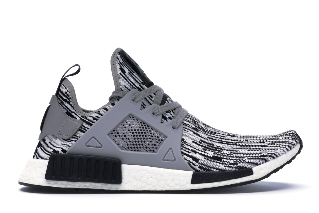 the best attitude 7f98b 6e66f adidas NMD XR1 Glitch Camo Oreo