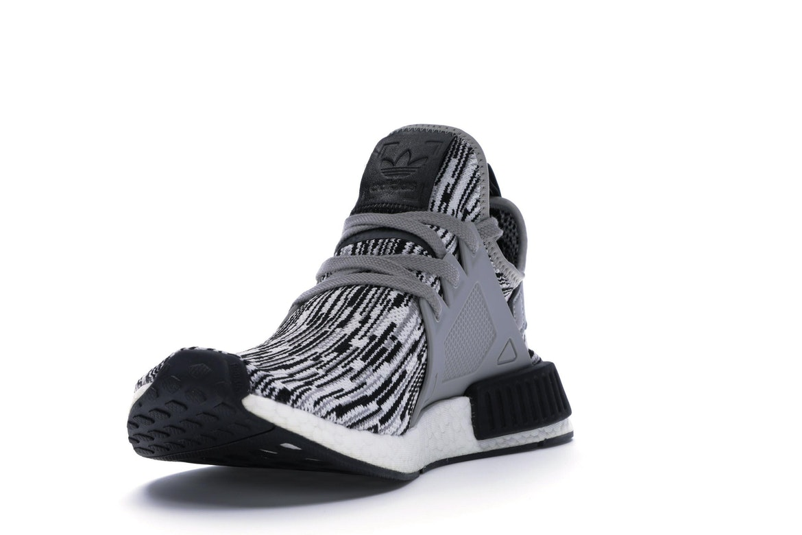 Adidas NMDXR1 PK BY1910 Color: Black White Size: 8.5