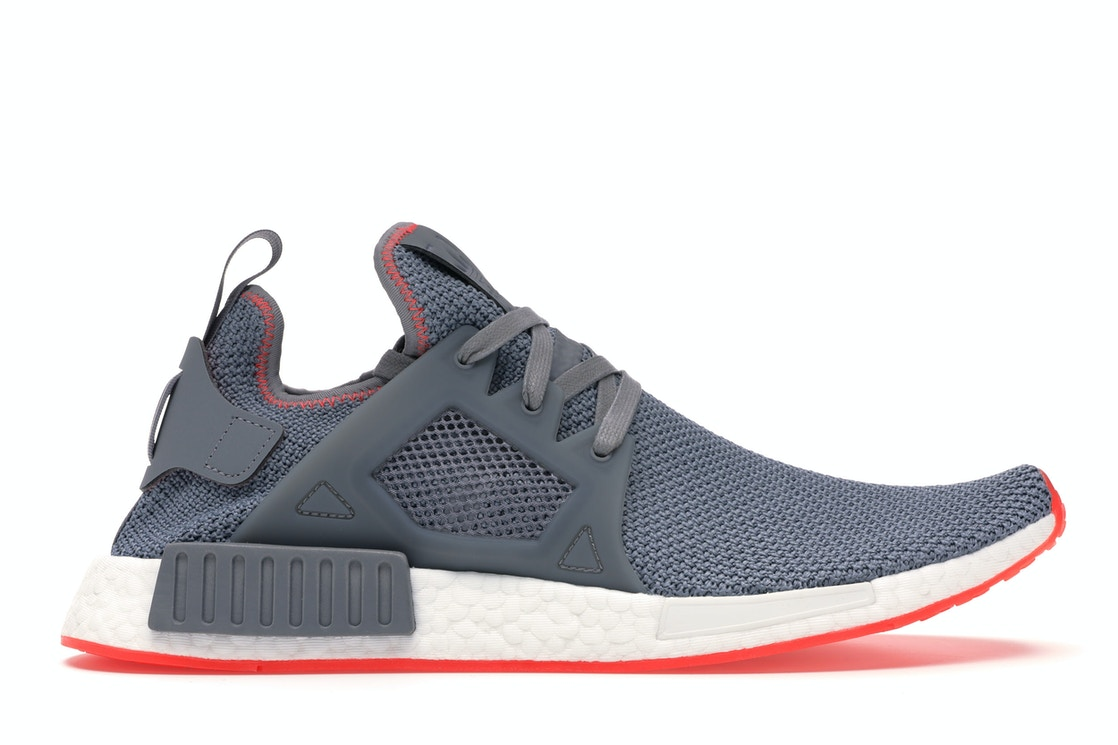 best website 7735f fbc1a adidas NMD XR1 Grey Three Solar Red