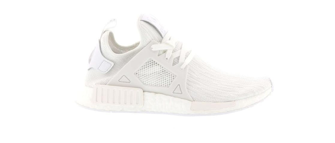 2db61e76225ce Adidas NMD R1 PK Tan White On feet Video at Exclucity