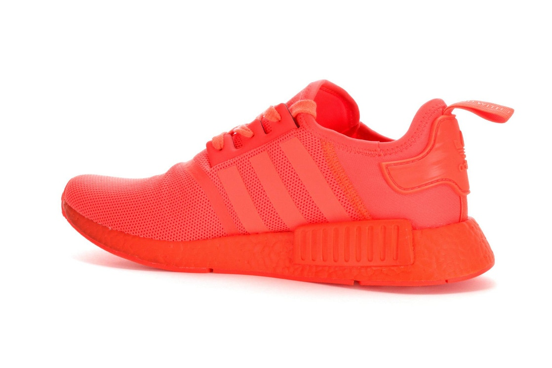 ce2538a5c adidas NMD R1 Triple Solar Red - S31507