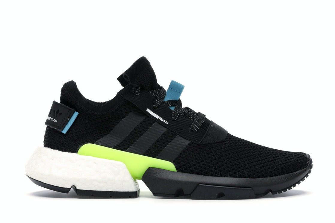 big sale 093f0 81942 Sell. or Ask. Size  10.5. View All Bids. adidas POD-S3.1 Black White