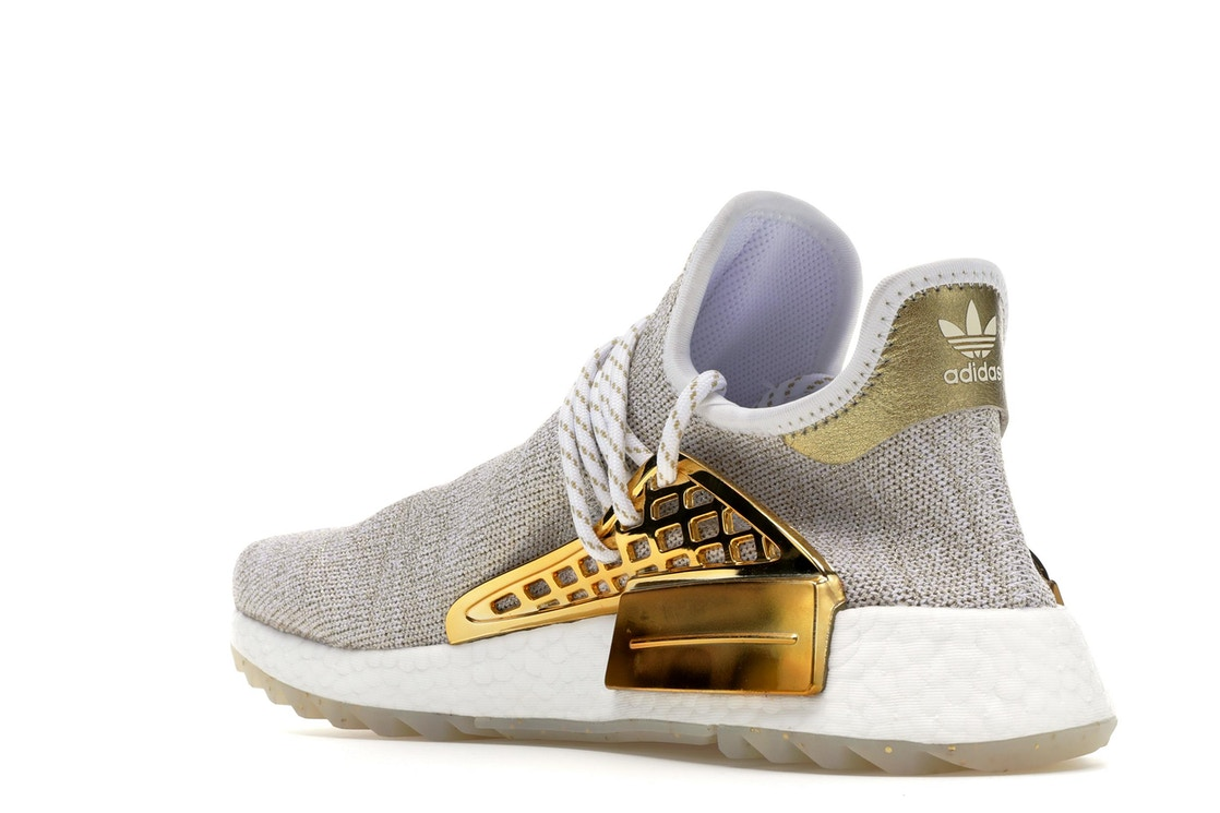eb429a409 adidas Pharrell NMD HU China Pack Happy (Gold) (Friends and Family) - F99762