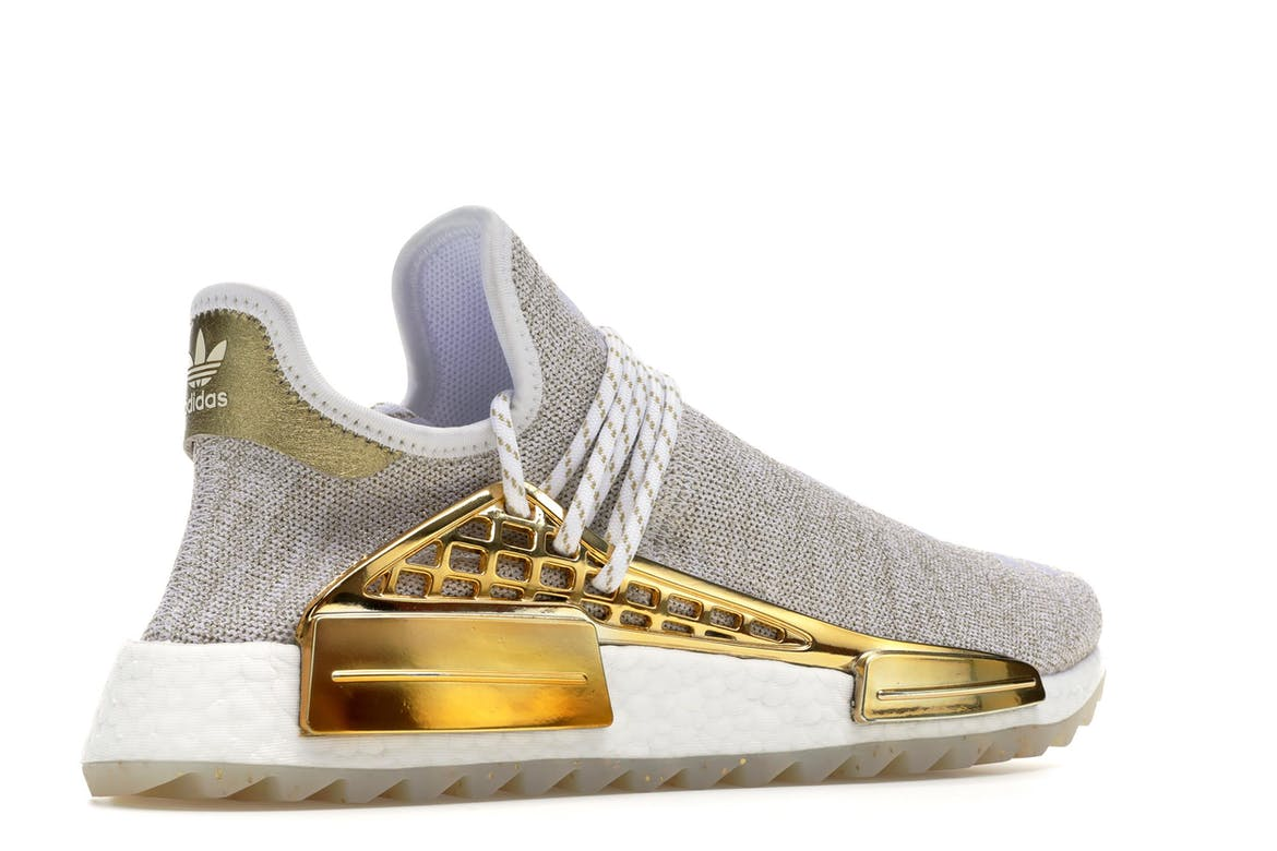 adidas Pharrell NMD HU China Pack Happy (Gold) (Friends and Family)