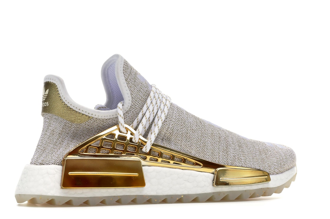 73ae7d317c7e2 adidas Pharrell NMD HU China Pack Happy (Gold) (Friends and Family) - F99762