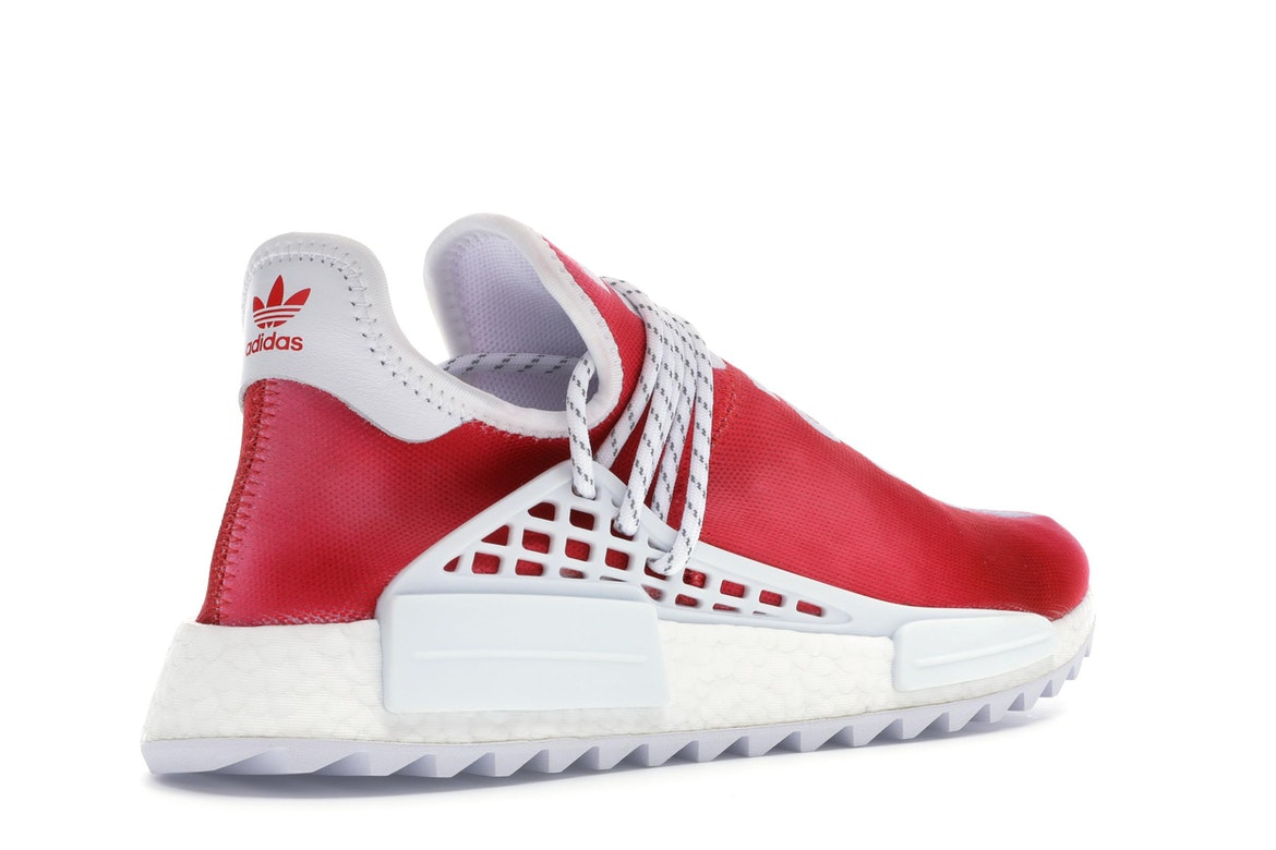 NMD human race China exclusive red us9.5, Men's Fashion
