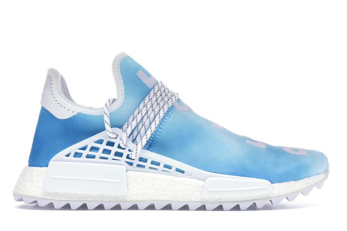 9bc10fae031779 adidas Pharrell NMD HU China Pack Peace (Blue) - F99763