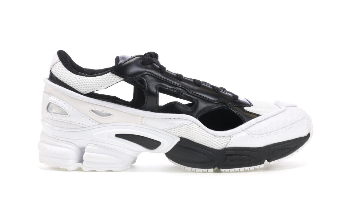 best cheap c69a7 51df1 adidas RS Replicant Ozweego Raf Simons Black Cream