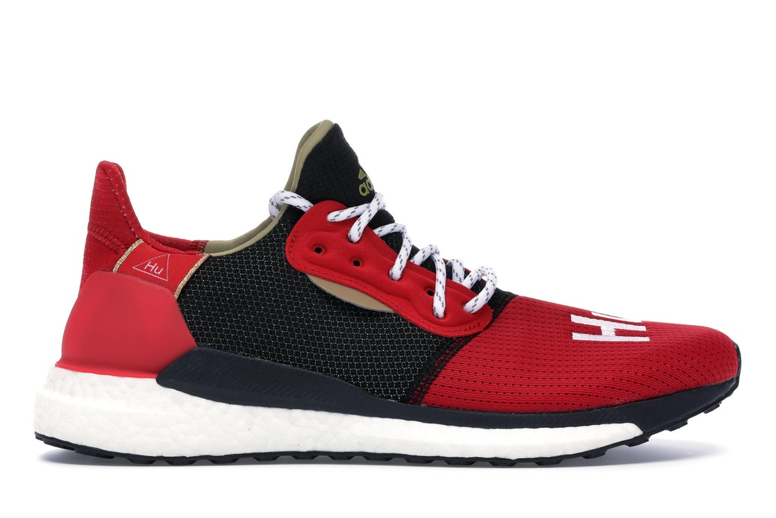 003eab04b Sell. or Ask. Size: 13. View All Bids. adidas Solar Hu Pharrell Chinese New  Year (2019)