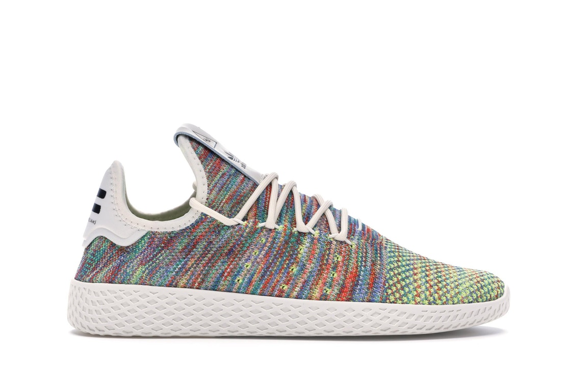 brand new 4b377 eb803 Sell. or Ask. Size  12. View All Bids. adidas Tennis HU Pharrell Holi  Multi-Color