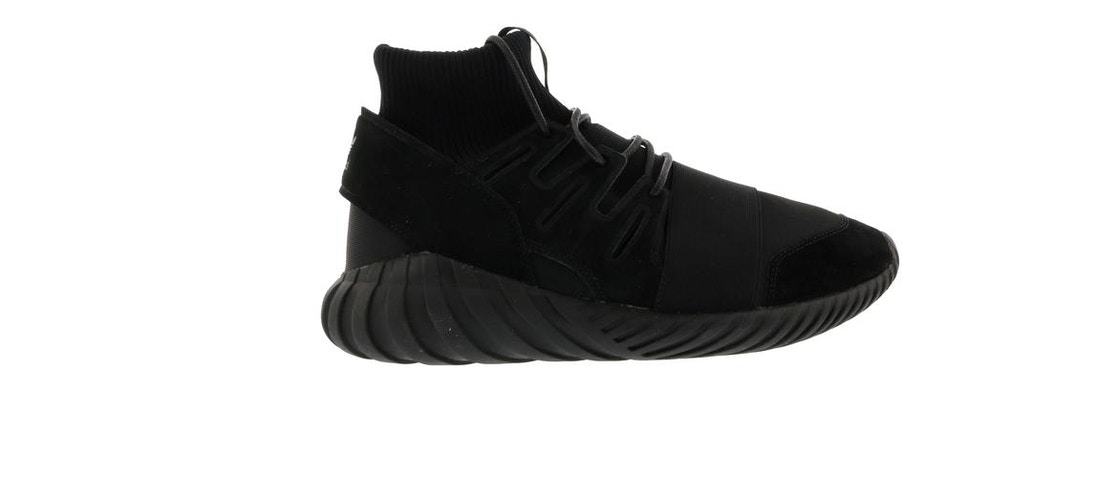 pretty nice 53b2f cb07b adidas Tubular Doom Triple Black