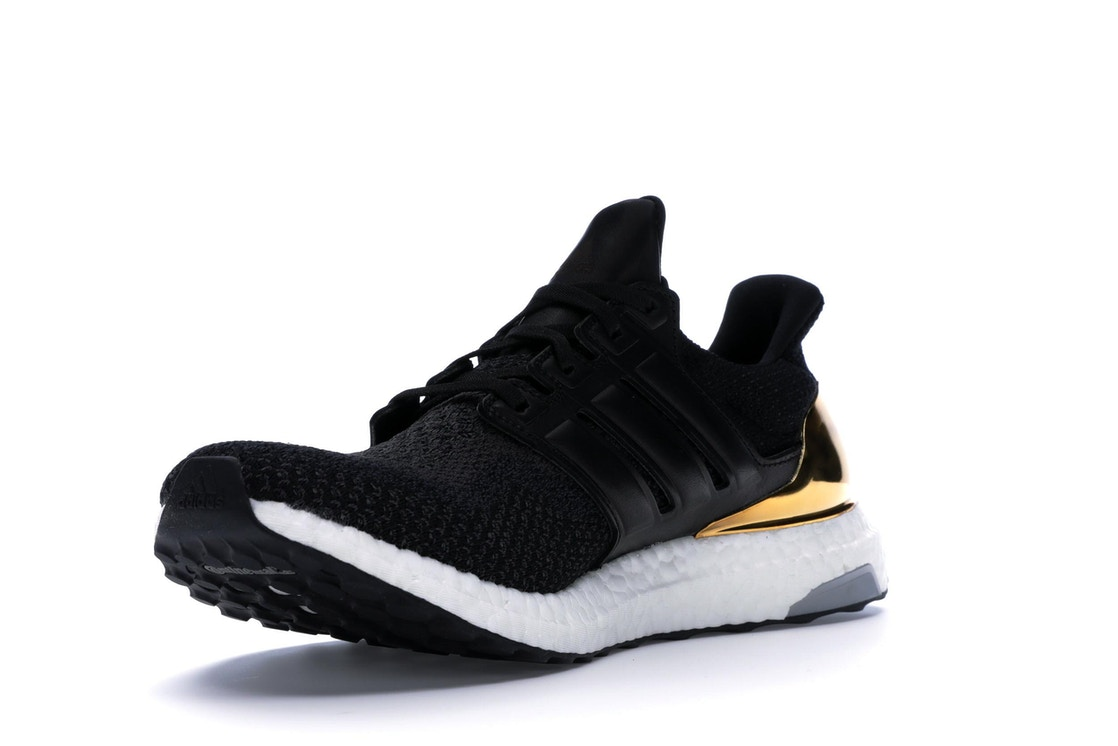 17820041e037f adidas Ultra Boost 2.0 Gold Medal (2018) - BB3929