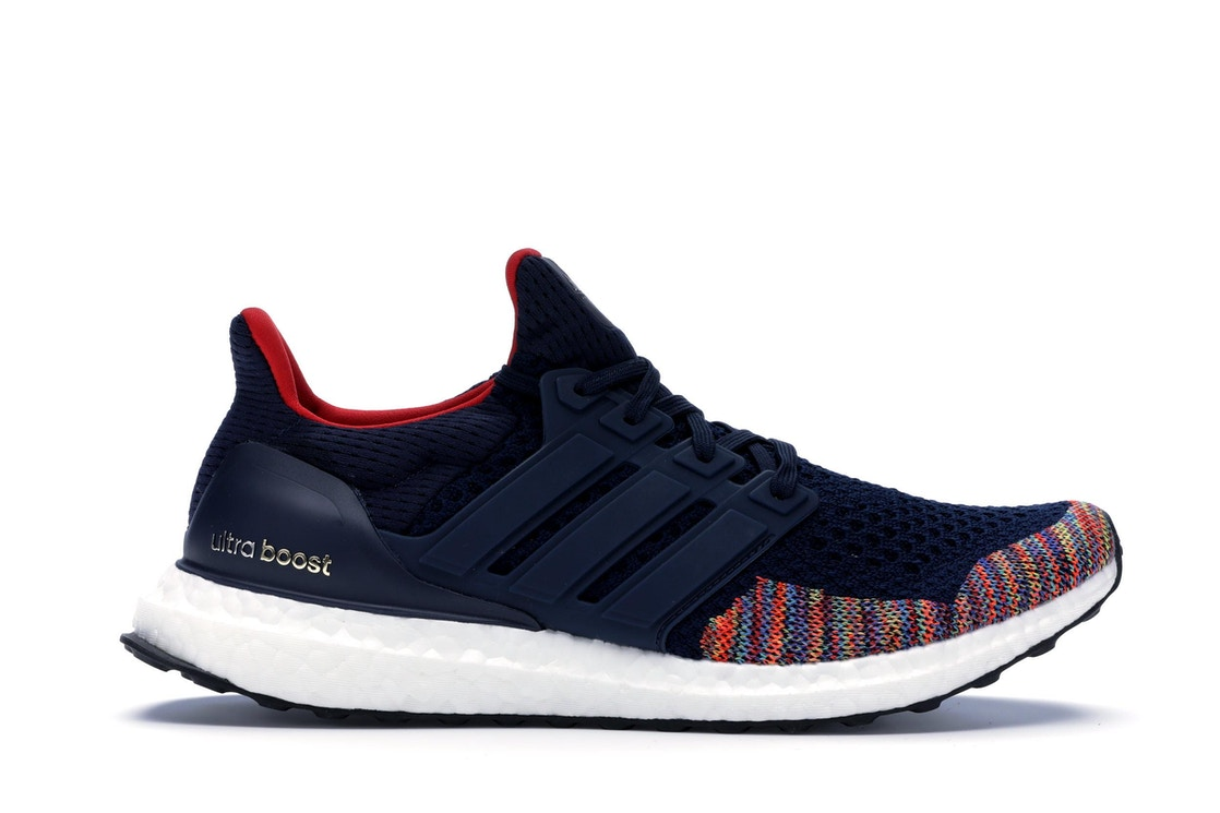 d25ef1dfc05c9 Sell. or Ask. Size  14. View All Bids. adidas Ultra Boost 1.0 Multi-Color  Toe Navy